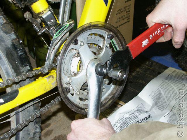 Как сделать шатун на велосипеде 318