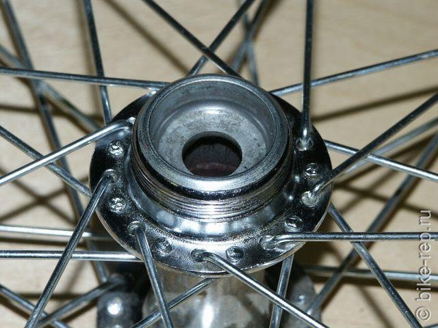 Ремонт детского велосипеда своими руками заднее колесо 85